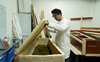Dutch 'living coffin' aims to provide source for life after death