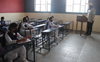 Schools reopen with a few students amid COVID scare in Jammu