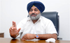 Sad and extremely unfortunate: Sukhbir on Presidential assent to farm, J-K Bills
