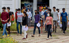Relatively difficult paper this year, say students