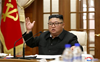 North Korea on virus threat: 'Under safe and stable control'