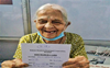 106-yr-old woman wins battle against Covid in Maharashtra