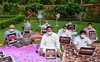 Harivansh brings tea for protesting MPs; told he was in the wrong; PM praises him