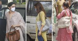 NCB grills Deepika Padukone for five hours; Shraddha Kapoor, Sara Ali Khan leave office