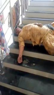 Unattended for 45 minutes, Covid patient dies on stairs of Patiala hospital