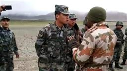 India, China hold another round of commander-level talks