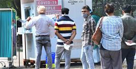 173 new COVID-19 cases in Chandigarh; two more die