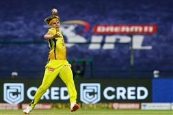 Curran surprised by Dhoni's move to promote him up the order