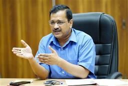 Kejriwal urges non-BJP parties to vote against farm bills in Rajya Sabha