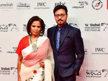 Irrfan Khan's wife Sutapa Sikdar says actor wanted a daughter: 'On my second delivery my doc couldn't utter the word son'