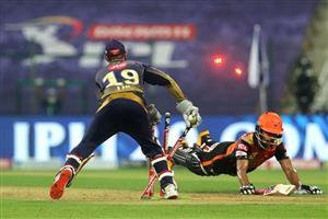 Kolkata Knight Riders beat SRH by 7 wickets