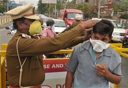 Delhi records less than 4,000 daily COVID-19 cases after 5 days; total count past 2.46 lakh