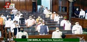PM lauds soldiers as Parliament session gets under way