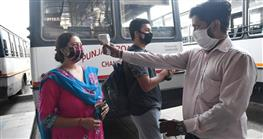 Four more COVID-19 deaths, infection tally crosses 10,000 in Chandigarh