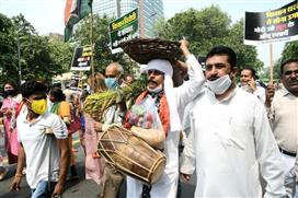 Delhi police cites DDMA's order, says demonstrations not allowed till Sept 30 due to pandemic