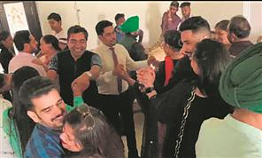 Police register FIR against guests, host and management of Patiala club