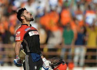 Kohli begins hunt for elusive IPL title as RCB face Sunrisers