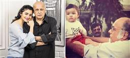 Alia Bhatt says, 'you're a good man, never believe anything else' to father Mahesh Bhatt on 72nd birthday