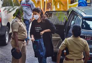 NCB arrests Rhea Chakraborty to 'unravel drugs nexus'; sent to judicial custody till Sept 22