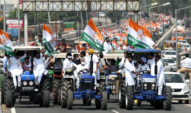 Boycott BJP leaders, manch urges villagers