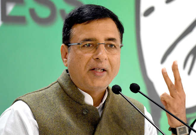 With Randeep Singh Surjewala's rise, Haryana Congress dynamics set to change - The Tribune India