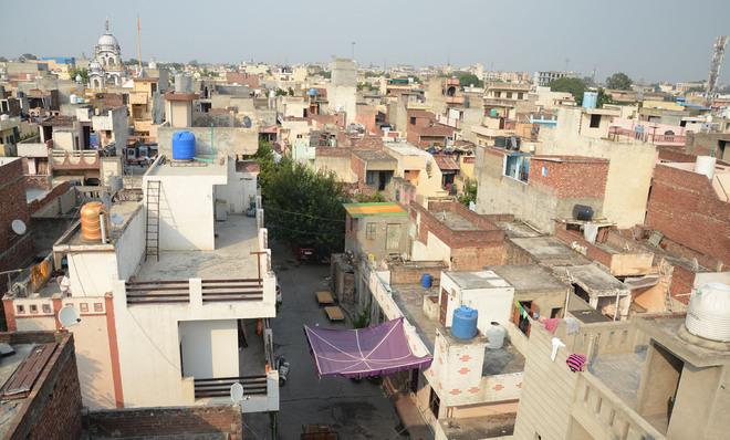 A testimony to Partition, Bhargo Camp still awaits development