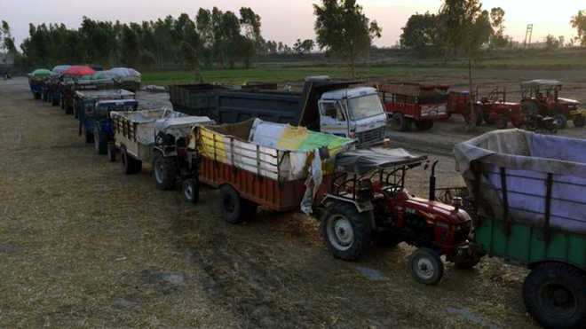 7 vehicles impounded for illegal mining in Palwal