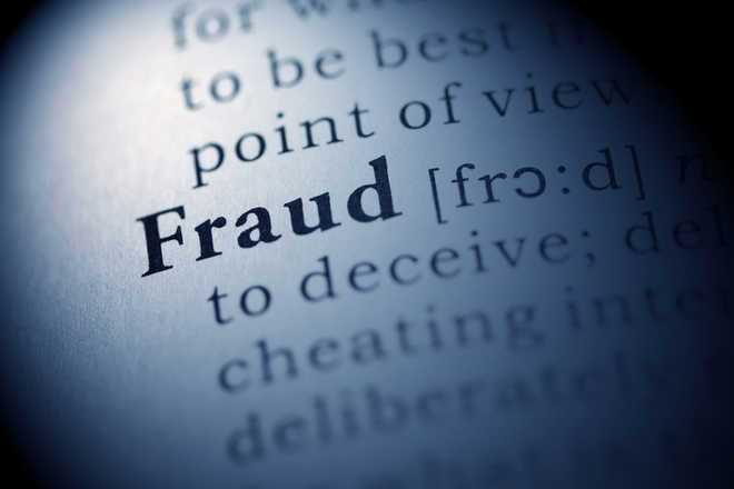 Panchkula resident loses Rs 4.4L in property fraud, 2 booked