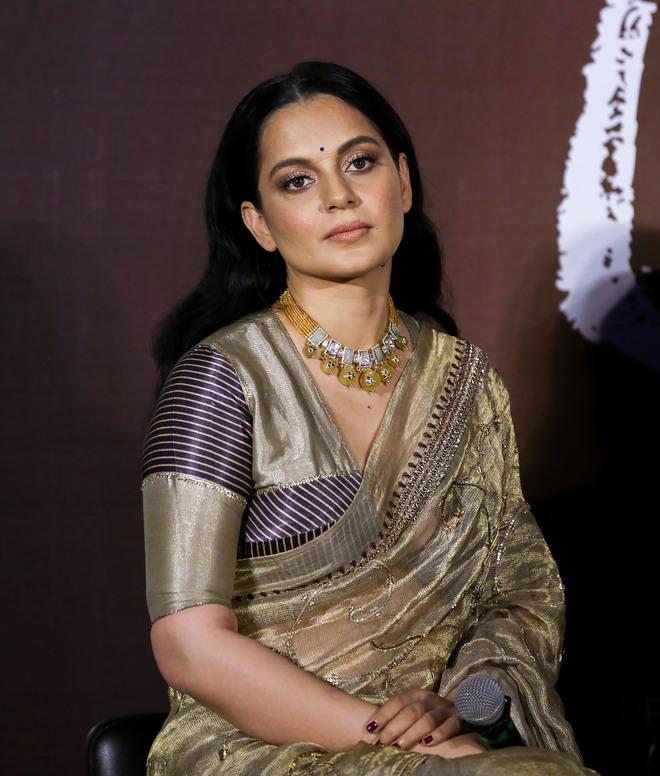 Kangana Ranaut announces to leave Mumbai after being 'terrorised'