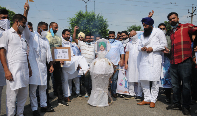 YAD demands action against Cong's Dharamsot, Dhaliwal