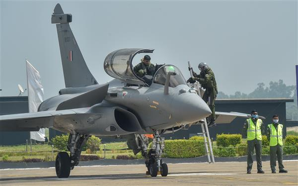 Welcome, Rafale