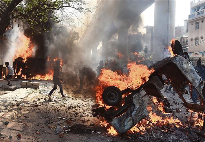 Delhi riot conspirators employed 'guerilla tactics'
