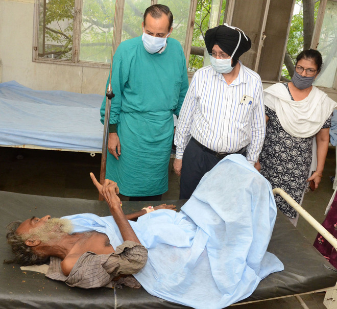 Patients not 'dumped', went on their own: ESI