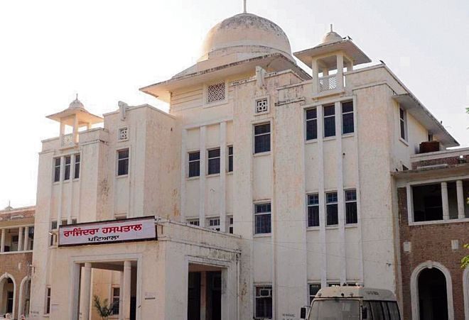 At Rajindra hospital Patiala, 55% deaths within 48 hrs of admission