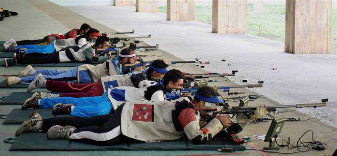 NRAI receives request from chief coaches to organise shooting camp