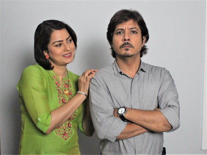 Couple of issues: Actors Urmila Tiwari and Amit Mistry talk about their cameo in Maddam Sir