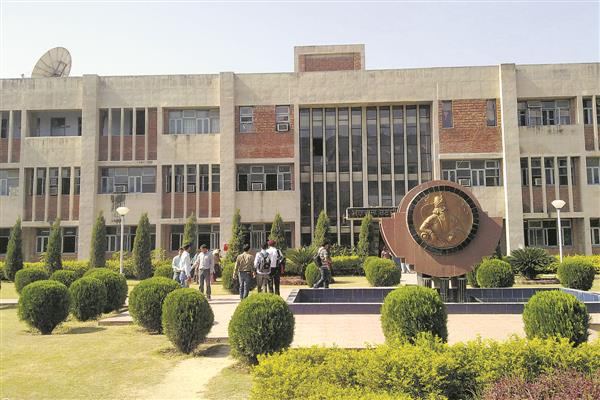 GNDU ranks 17th among 415 state universities in country