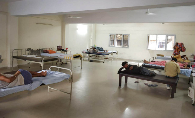 Rehabilitation centre in Jalandhar now Covid care facility, addicts at receiving end