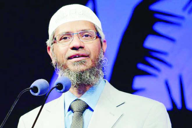 Govt mulls banning Islamic preacher Zakir Naik's app, YouTube channel