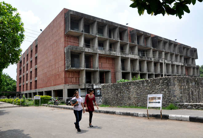 ''Panjab University USOL pupils can post answer sheets next day'