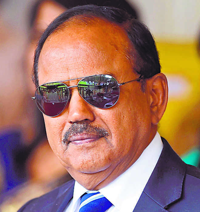 Doval walks out of SCO meet over fictitious Pakistan map