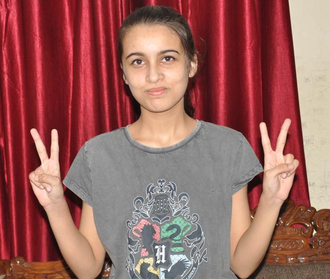 Amritsar girl bags free trip to NASA - The Tribune India