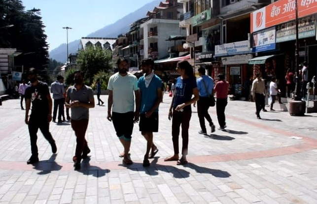 As norms relaxed, tourists start trickling into Manali