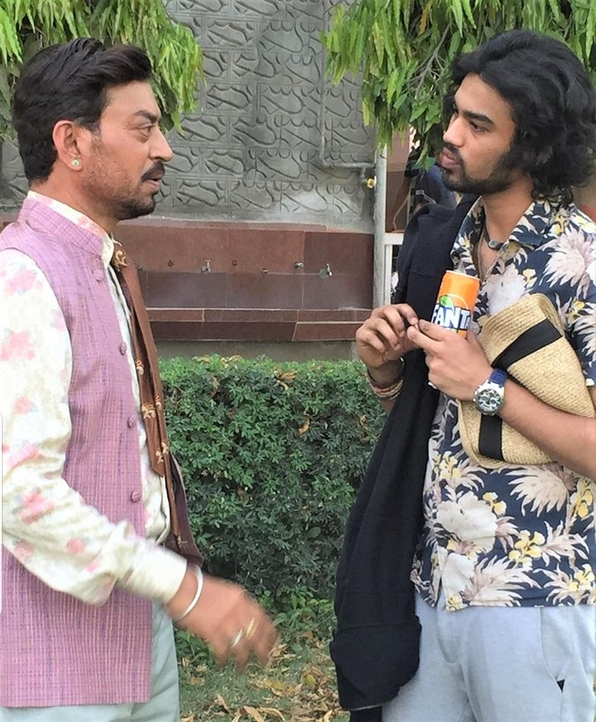 Irrfan Khan's son Babil Khan pours his heart out