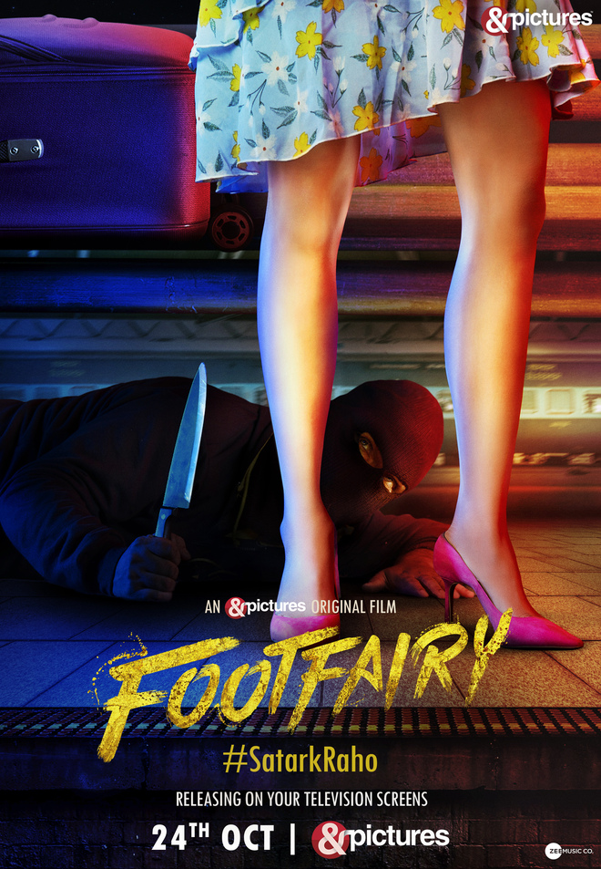 Footfairy (2020) Full Movie in Hindi Dubbed 480p | 720p
