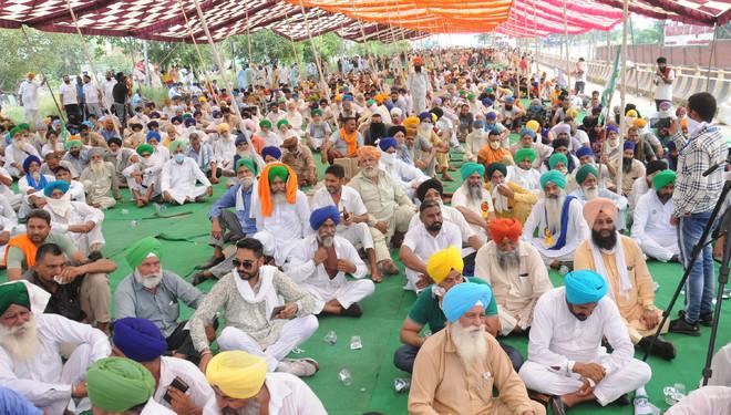 Day 2: Farmers block Delhi-Amritsar NH
