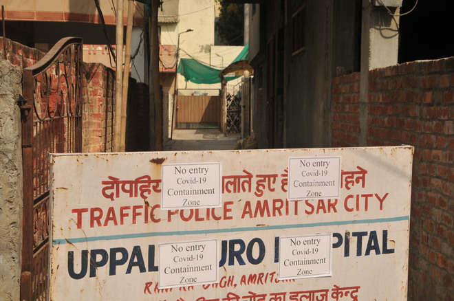 Five deaths, 166 positive cases in Amritsar