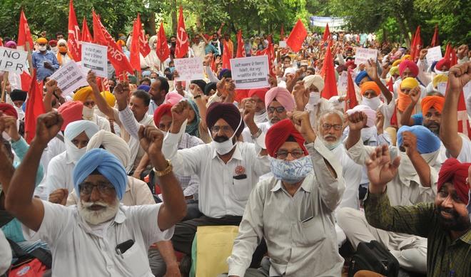 Post protests, SAD makes U-turn on ordinances in Punjab - The Tribune India