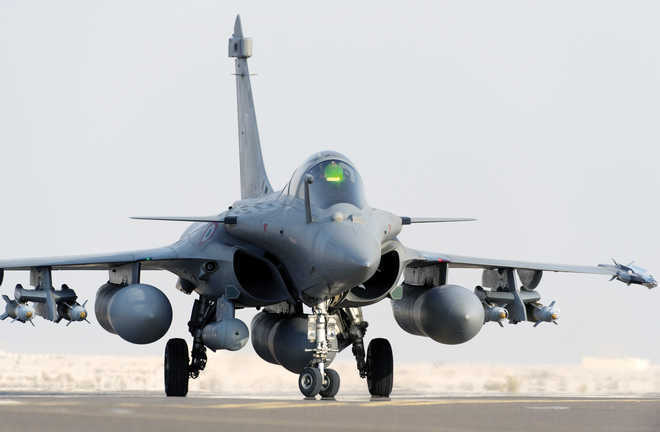 Rafale induction: Five new birds fly into Golden Arrows quiver