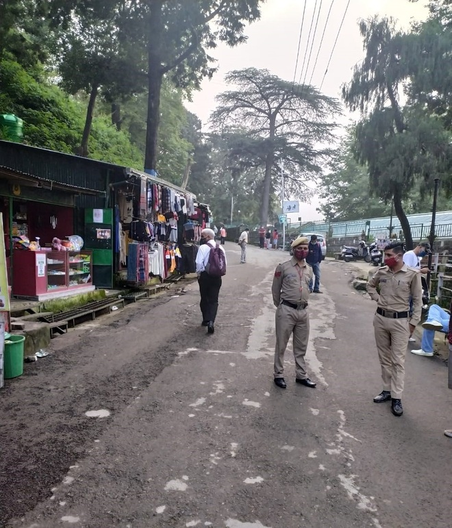 Kasauli hoteliers upbeat as bookings pour in